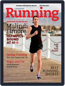 Canadian Running Magazine (Digital) Subscription