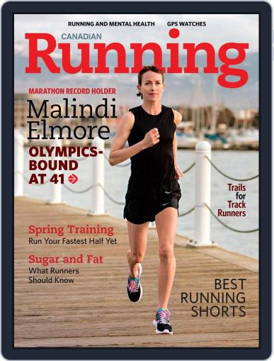 Canadian Running Magazine (Digital) May 1st, 2021 Issue Cover