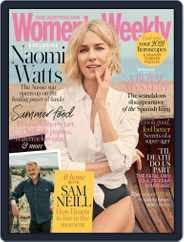 The Australian Women's Weekly Magazine (Digital) Subscription January 1st, 2021 Issue
