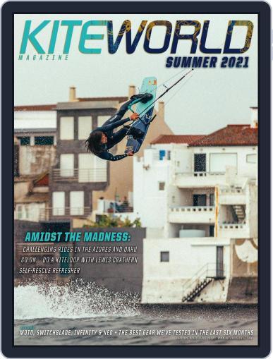 Kiteworld Magazine (Digital) May 1st, 2021 Issue Cover