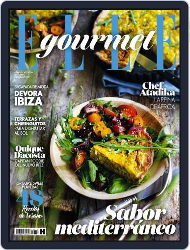 ELLE GOURMET Magazine (Digital) June 1st, 2021 Issue Cover