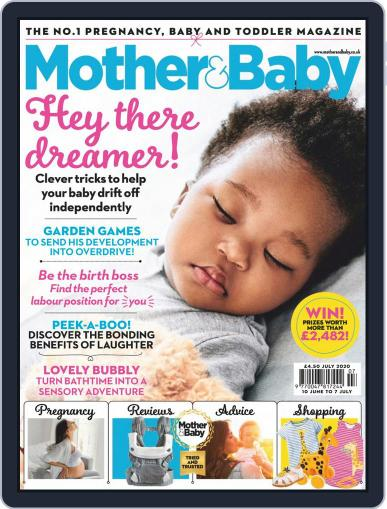 Mother & Baby (Digital) July 1st, 2020 Issue Cover