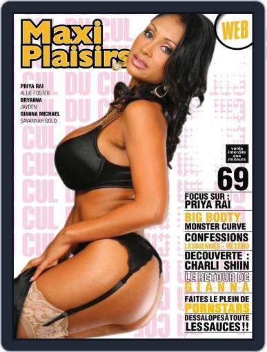 Maxi Plaisir July 24th, 2016 Digital Back Issue Cover