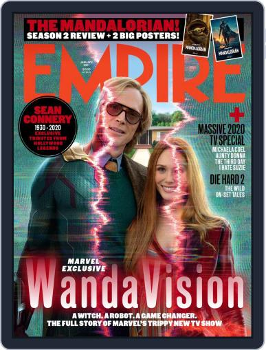 Empire Australasia (Digital) January 1st, 2021 Issue Cover