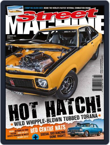 Street Machine Magazine (Digital) November 1st, 2020 Issue Cover