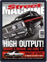 Street Machine Magazine (Digital) Subscription October 1st, 2020 Issue