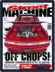 Street Machine Magazine (Digital) Subscription August 1st, 2021 Issue