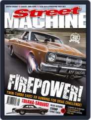 Street Machine Magazine (Digital) Subscription October 1st, 2021 Issue