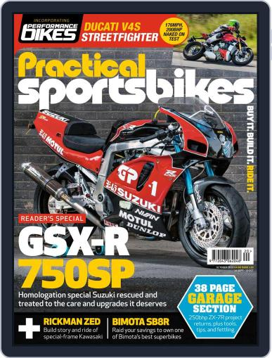Practical Sportsbikes Magazine (Digital) October 1st, 2020 Issue Cover