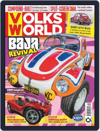 VolksWorld Magazine (Digital) October 2nd, 2020 Issue Cover