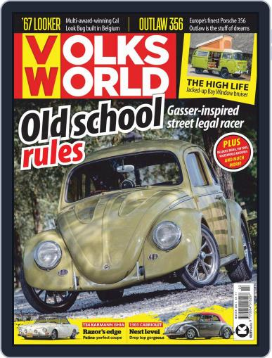 VolksWorld Magazine (Digital) March 1st, 2021 Issue Cover