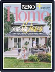 5280 Home Magazine (Digital) Subscription April 1st, 2021 Issue