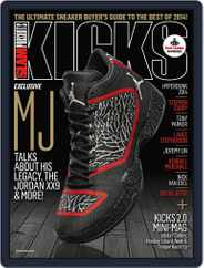 Slam's Kicks (Digital) Subscription August 22nd, 2014 Issue