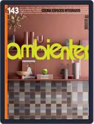 Revista Ambientes Magazine (Digital) Subscription October 4th, 2021 Issue