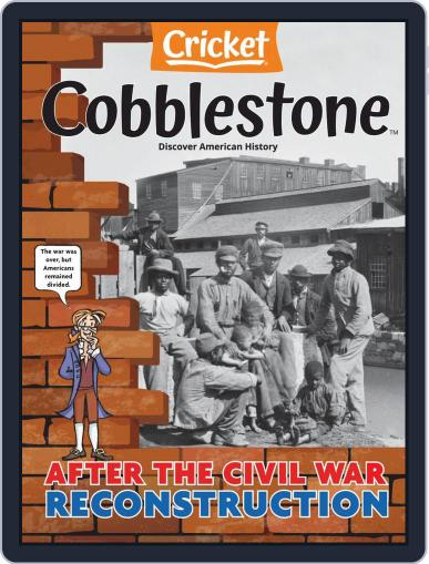 Cobblestone American History and Current Events for Kids and Children Magazine (Digital) November 1st, 2020 Issue Cover