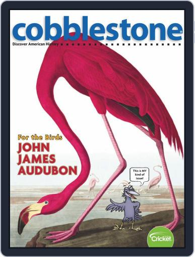 Cobblestone American History and Current Events for Kids and Children Magazine (Digital) September 1st, 2020 Issue Cover