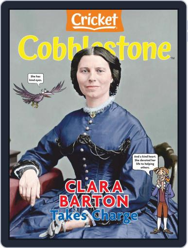 Cobblestone American History and Current Events for Kids and Children Magazine (Digital) March 1st, 2021 Issue Cover