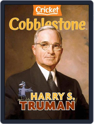 Cobblestone American History and Current Events for Kids and Children Magazine (Digital) May 1st, 2021 Issue Cover