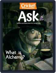 Ask Science And Arts Magazine For Kids And Children Magazine (Digital) Subscription October 1st, 2020 Issue
