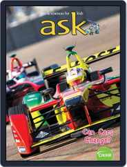 Ask Science And Arts Magazine For Kids And Children Magazine (Digital) Subscription September 1st, 2020 Issue