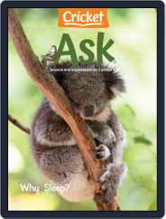 Ask Science And Arts Magazine For Kids And Children Magazine (Digital) Subscription January 1st, 2021 Issue