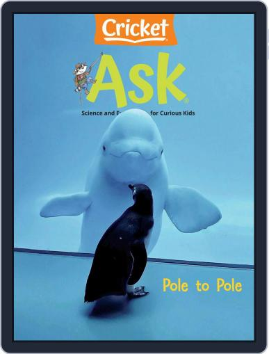 Ask Science And Arts Magazine For Kids And Children Magazine (Digital) March 1st, 2021 Issue Cover