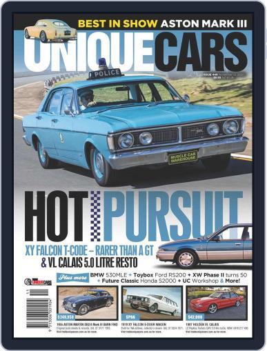 Unique Cars Australia Magazine (Digital) November 12th, 2020 Issue Cover