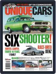 Unique Cars Australia Magazine (Digital) Subscription October 14th, 2021 Issue