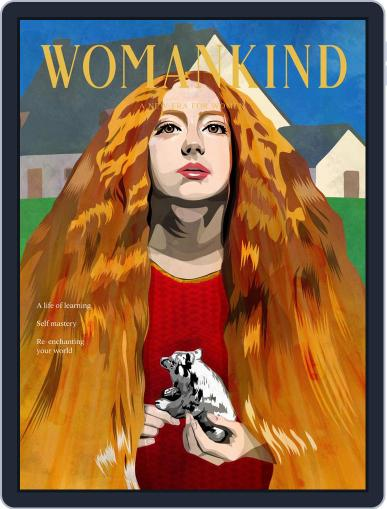 Womankind August 1st, 2020 Digital Back Issue Cover