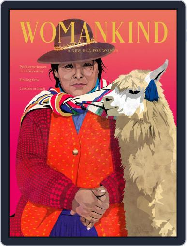 Womankind November 1st, 2020 Digital Back Issue Cover