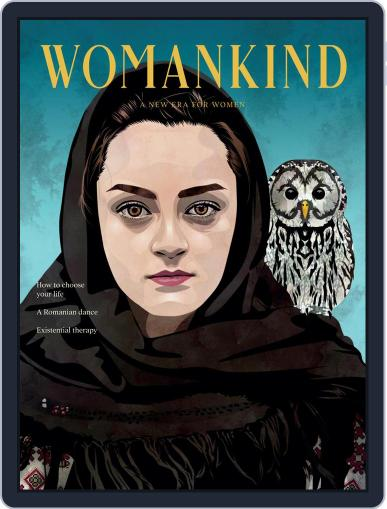 Womankind (Digital) February 1st, 2021 Issue Cover