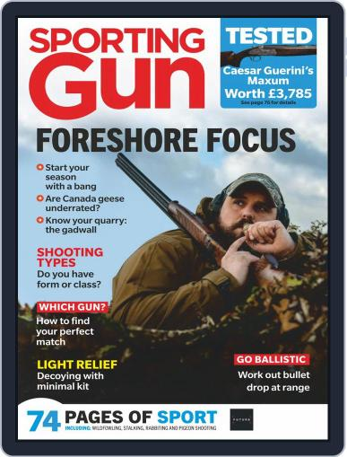 Sporting Gun Magazine (Digital) October 1st, 2020 Issue Cover