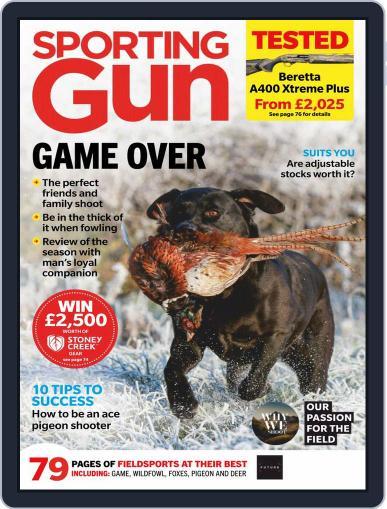 Sporting Gun Magazine (Digital) February 1st, 2021 Issue Cover