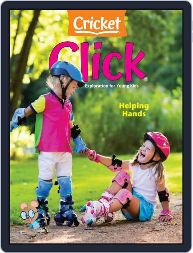 Click Science And Discovery Magazine For Preschoolers And Young Children Magazine (Digital) May 1st, 2021 Issue Cover