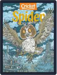 Spider Magazine Stories, Games, Activites And Puzzles For Children And Kids Magazine (Digital) Subscription October 1st, 2020 Issue