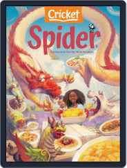 Spider Magazine Stories, Games, Activites And Puzzles For Children And Kids Magazine (Digital) Subscription September 1st, 2021 Issue