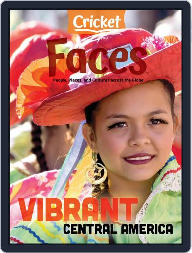 Faces People, Places, and World Culture for Kids and Children Magazine (Digital) January 1st, 2021 Issue Cover