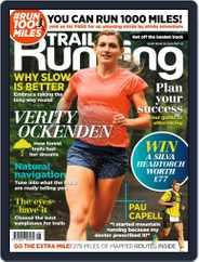 Trail Running Magazine (Digital) Subscription August 1st, 2021 Issue