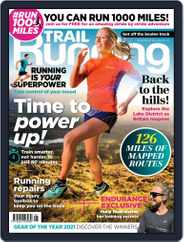 Trail Running Magazine (Digital) Subscription June 1st, 2021 Issue
