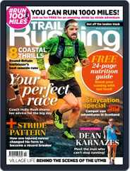 Trail Running Magazine (Digital) Subscription October 1st, 2021 Issue