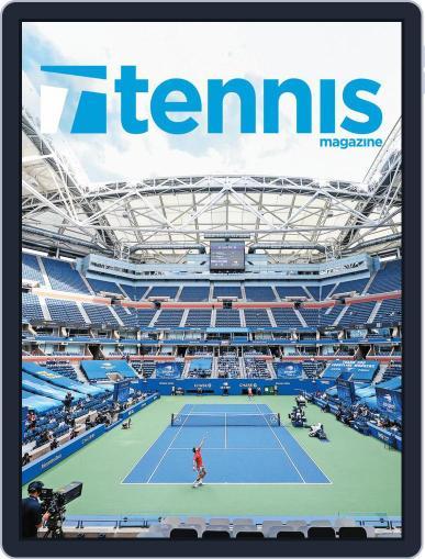 Tennis (digital) Magazine November 1st, 2020 Issue Cover