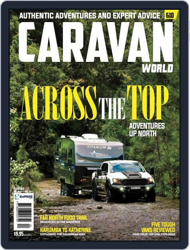 Caravan World Magazine (Digital) April 1st, 2021 Issue Cover