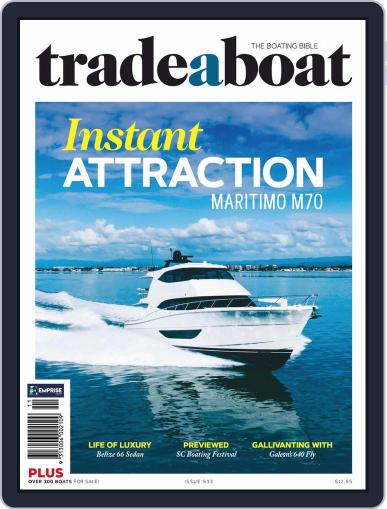 Trade-A-Boat Magazine (Digital) November 1st, 2020 Issue Cover
