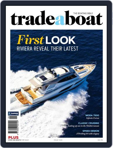 Trade-A-Boat Magazine (Digital) June 10th, 2021 Issue Cover