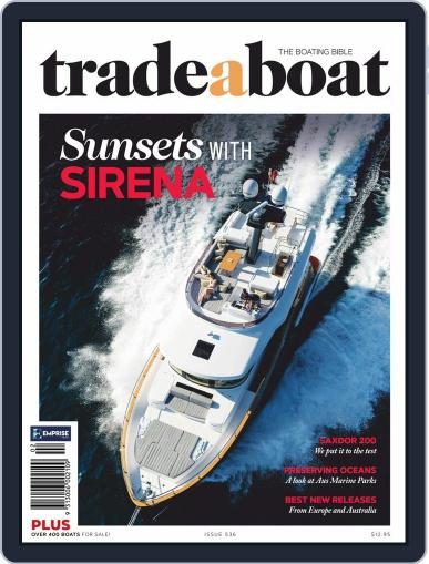 Trade-A-Boat Magazine (Digital) March 1st, 2021 Issue Cover