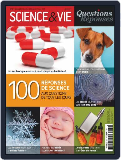 Science et Vie Questions & Réponses Magazine (Digital) December 1st, 2020 Issue Cover