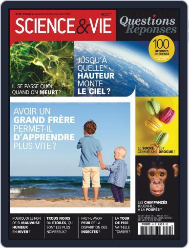 Science et Vie Questions & Réponses Magazine (Digital) September 1st, 2020 Issue Cover