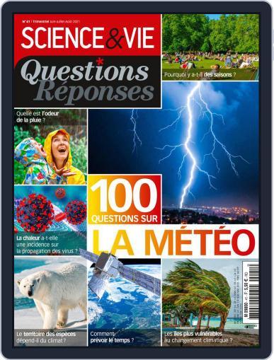 Science et Vie Questions & Réponses Magazine (Digital) June 1st, 2021 Issue Cover