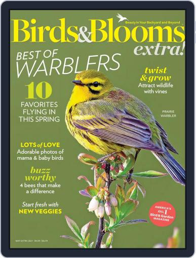 Birds and Blooms Extra