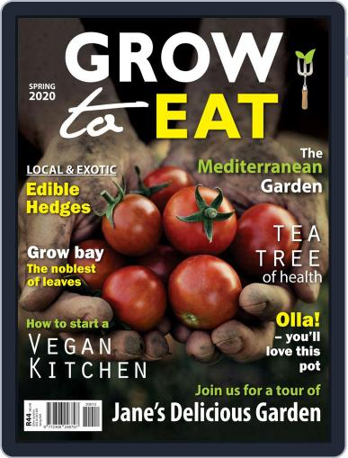 Grow to Eat Magazine (Digital) July 24th, 2020 Issue Cover
